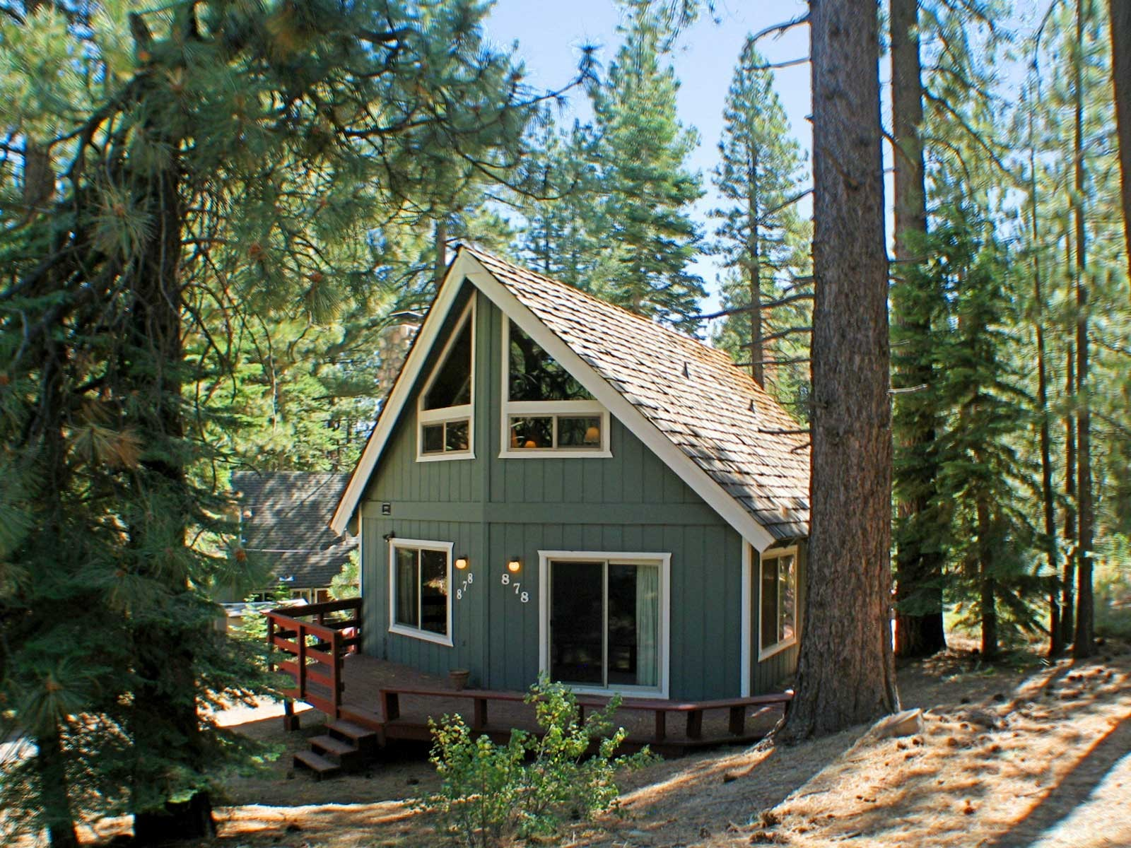 tahoe lake log sale south years for new rentals cabin in cabins